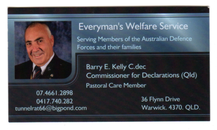 Everyman's Welfare Service